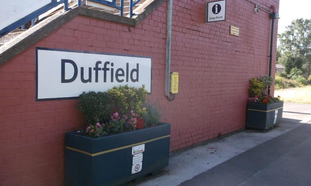 Duffield platform planters