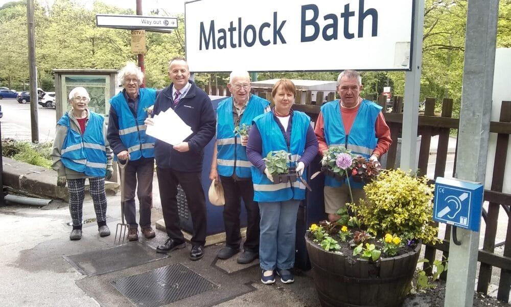 Matlock Bath Adopters
