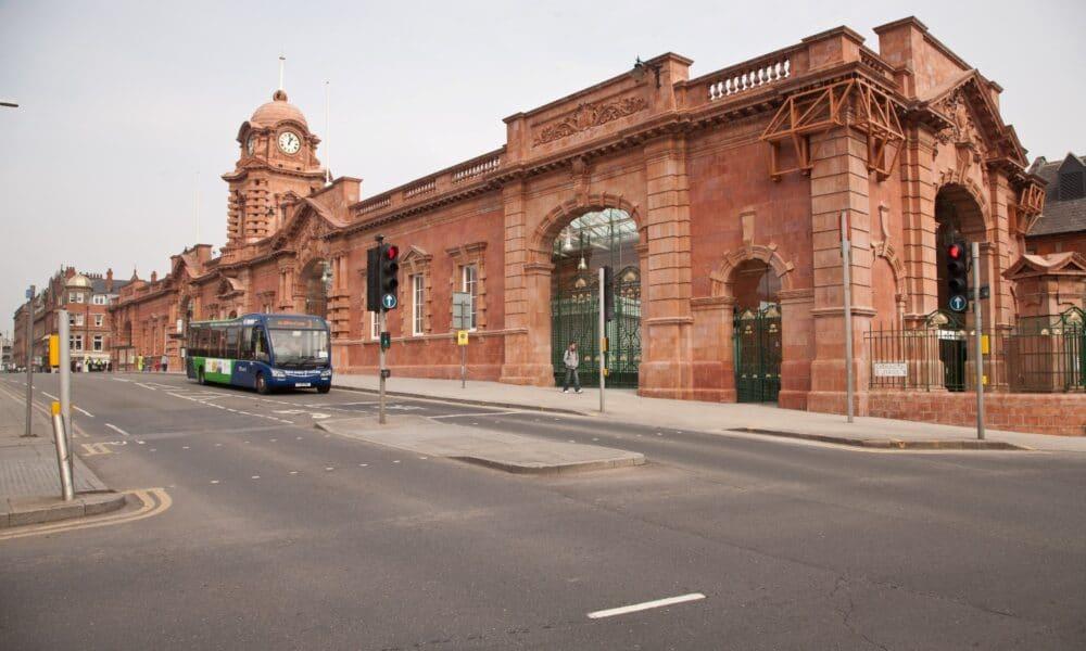 Nottinham Station