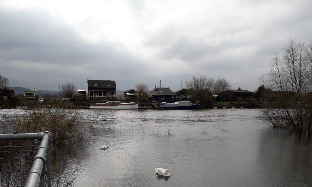 River Trent at Attenborough