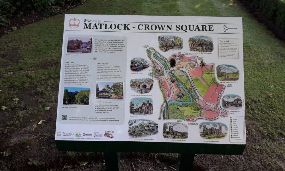 Crown Square Panel