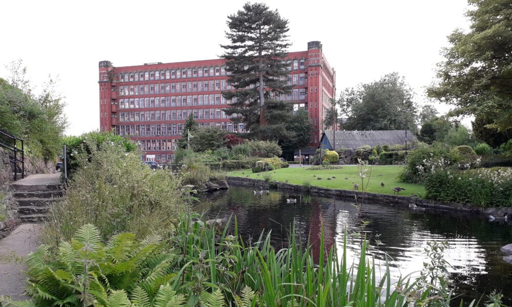 Belper River Gardens and Mill