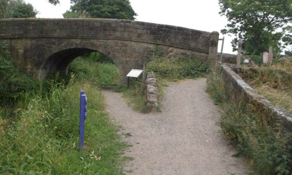 Cromford Canal at Ambergate