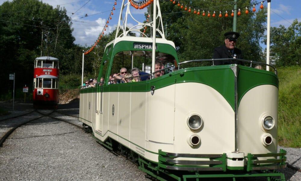 Blackpool Tram