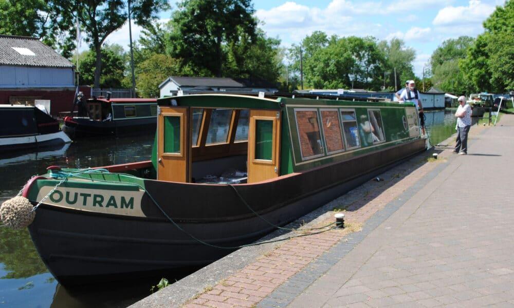 Derby Riverboat