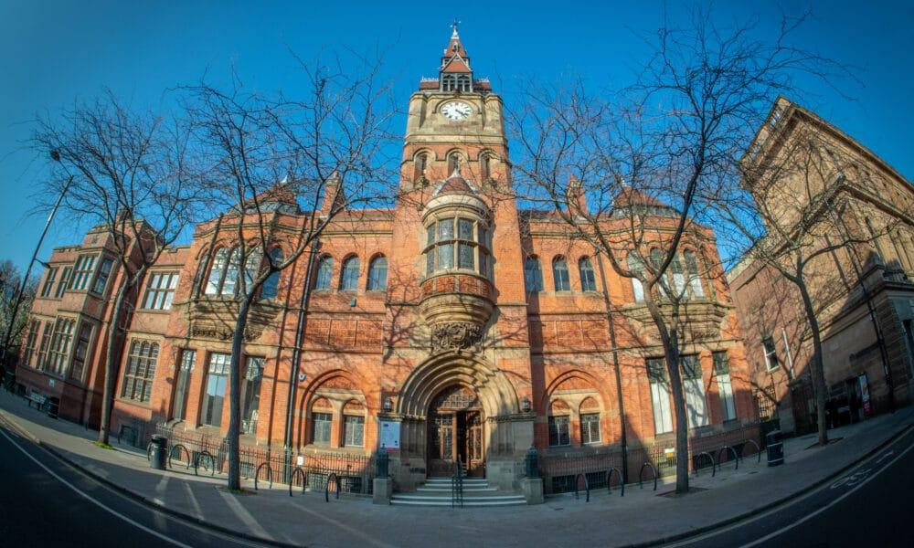 Derby Museum Wardwick