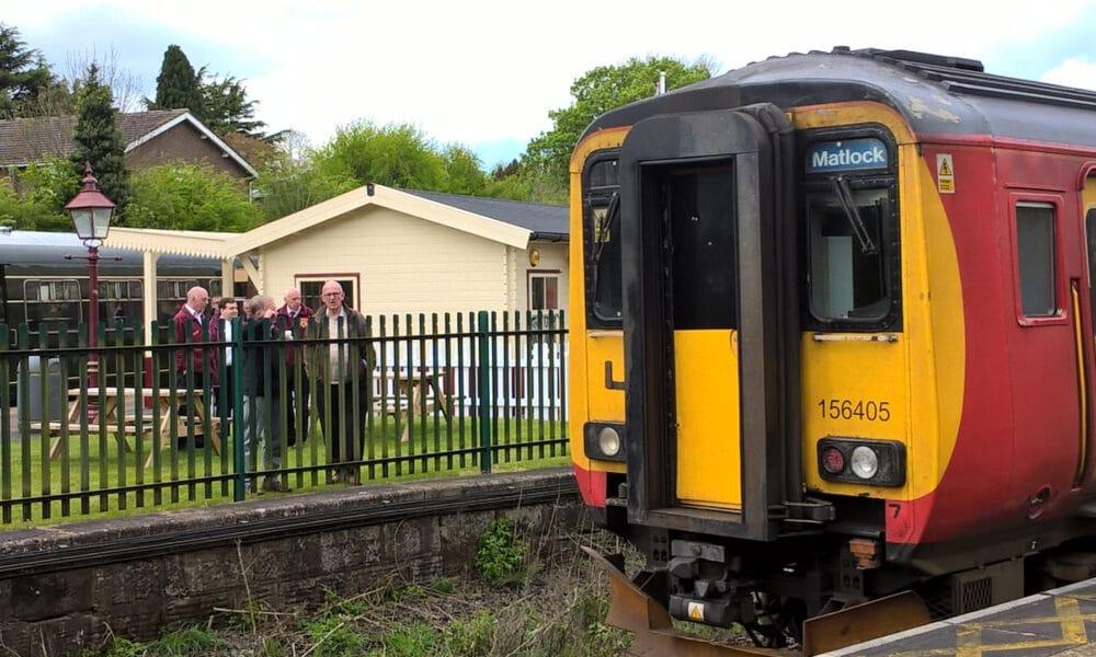 EMR and EVR trains