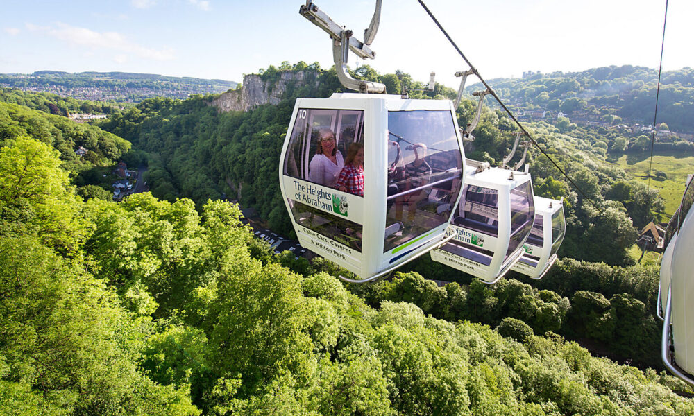Heights of Abraham Cable Car