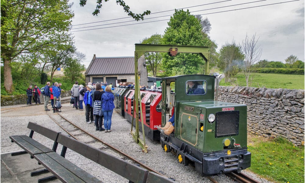 Ruston Horwich engine