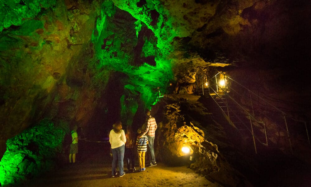 The great Chamber Masson Cavern