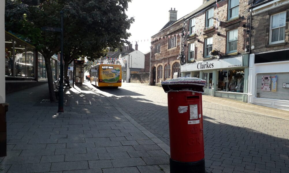 King Street with bus