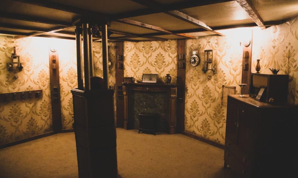 Escapologic room