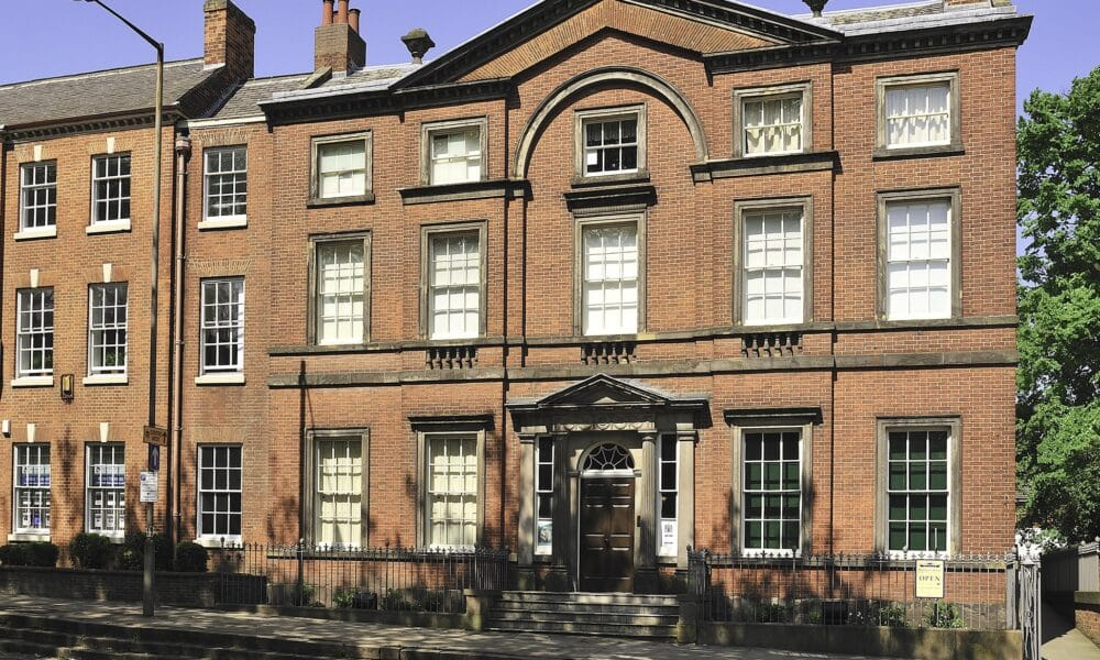 Pickford's House front