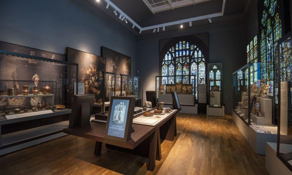 Nottingham Castle exhibition